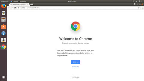 Cara Mudah Install Google Chrome di Ubuntu
