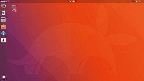Mencoba Ubuntu 17.10 Beta