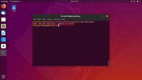 Mengatasi Error 'add-apt-repository command not found' Pada Ubuntu/Debian