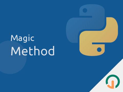 Python: Belajar Magic Method 🐍