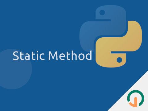 Python: Belajar Staticmethod 🐍