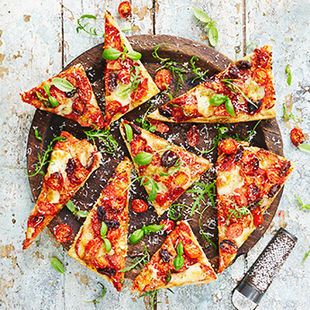 Perfect your pizza game at the Jamie Oliver Cookery School