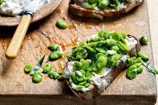 6 summer vegetarian recipes