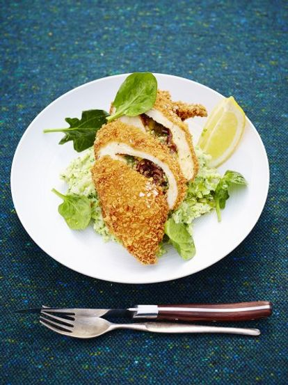 Chicken kiev comfort food jamie oliver chicken kiev forumfinder Image collections