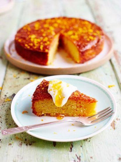 Orange Amp Polenta Cake Fruit Recipes Jamie Oliver Recipe