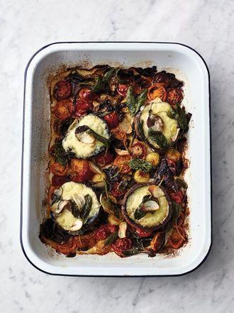 Mushroom Recipes Jamie Oliver