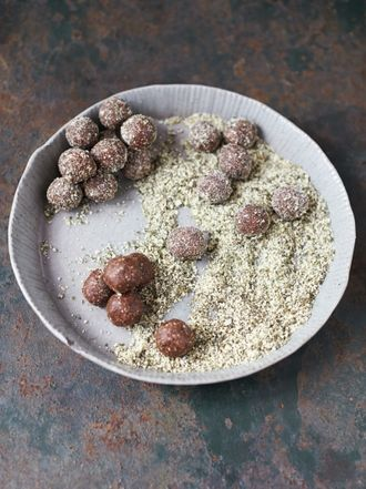 Jamies everyday super food recipes jamie oliver my tasty energy balls date cocoa pumpkin seed forumfinder Gallery