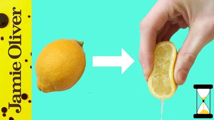 How to… zest & juice a lemon