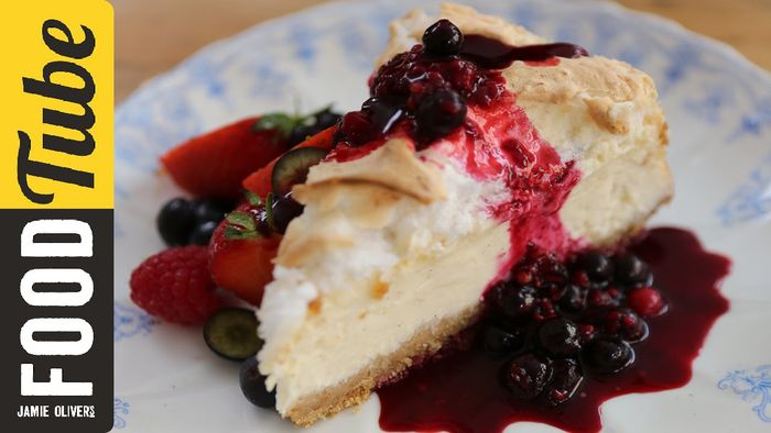 Strawberry Cake Recipe Jamie Oliver: Jamie Oliver Recipes