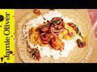 Aubergine Daal & Homemade Chapattis