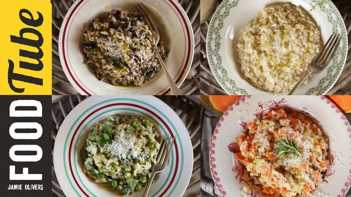 How To Make Perfect Risotto 4 ways