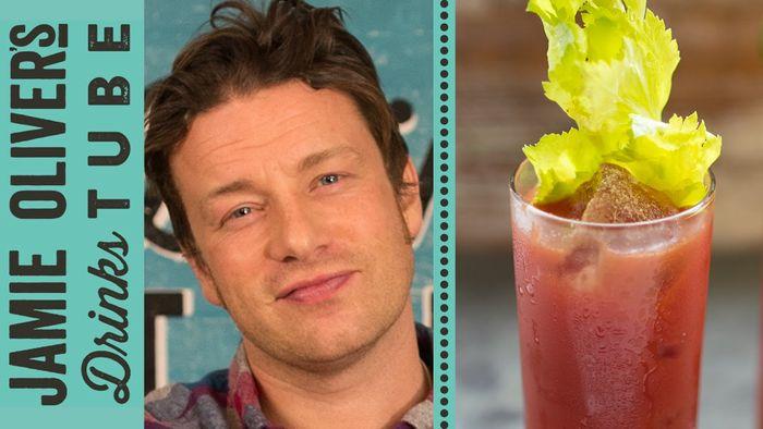 Jamie's Bloody Mary & Barbecoa Bloody Mary
