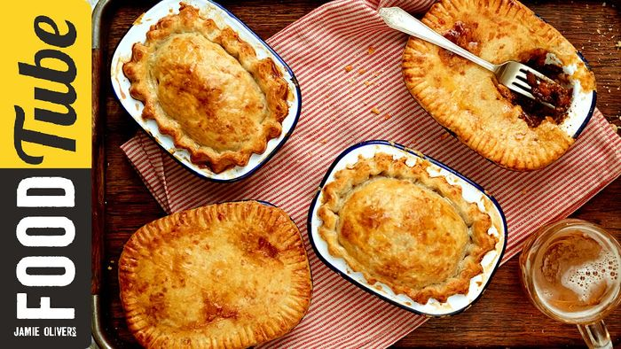 How to make Shortcrust Pastry for pies