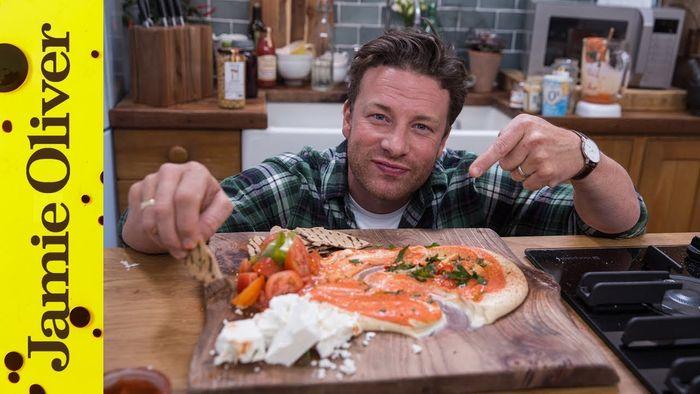 Jamie's Super Quick Hummus – was LIVE