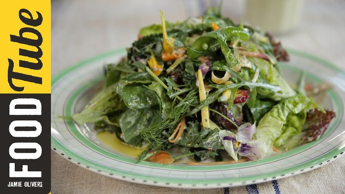 How to make Zero Fat Salad Dressing
