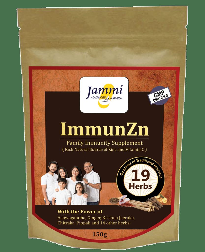 Family Immunity Supplement