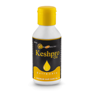 Ayurvedic Keshpro Hair Oil with Bhringaraj
