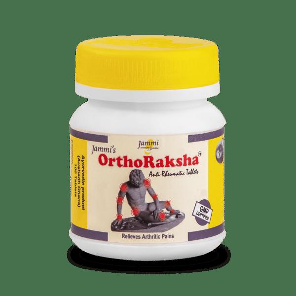 Ayurvedic Medicine for Joint Pain & Arthritis - OrthoRaksha