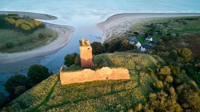 Red Castle (Lunan Bay)