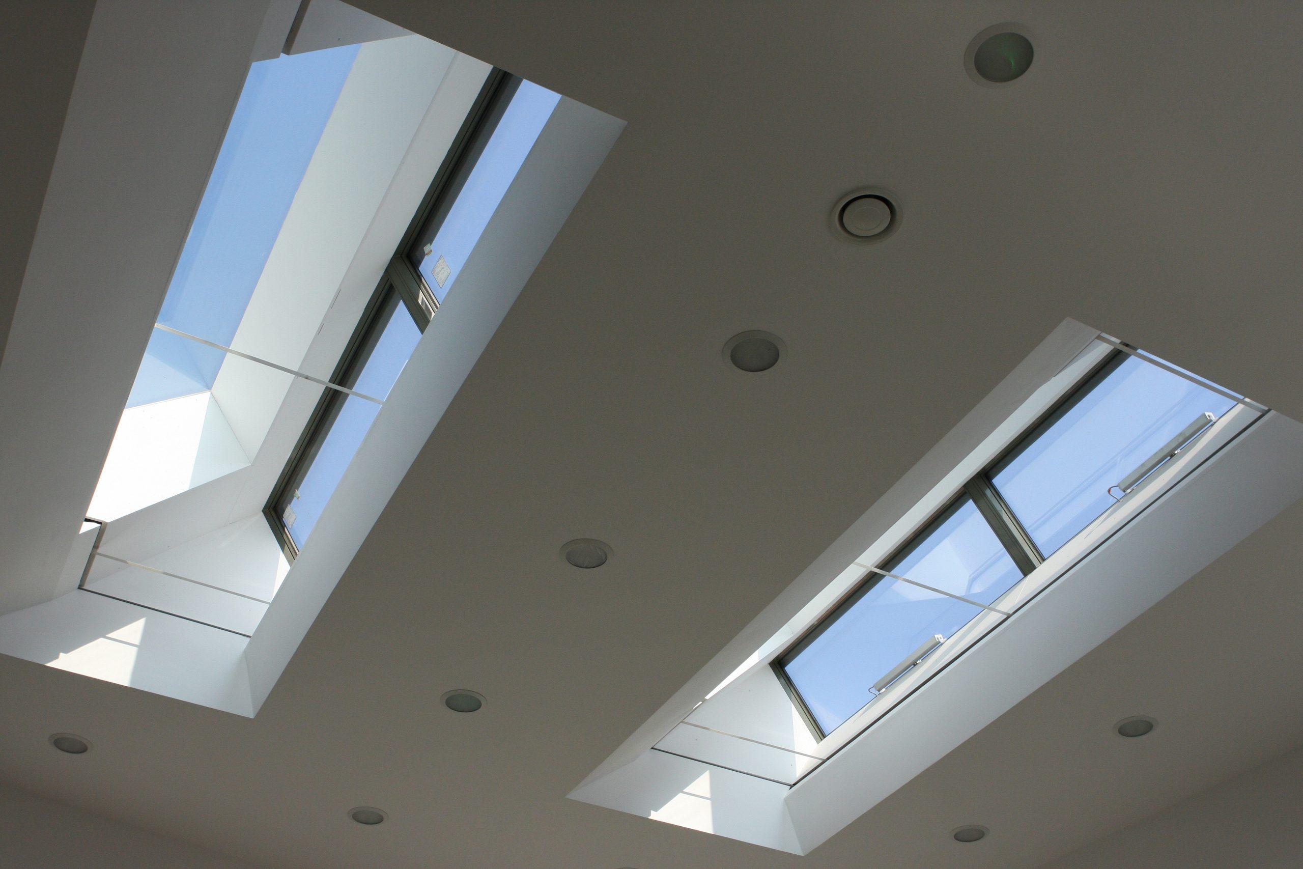 Double rooflight