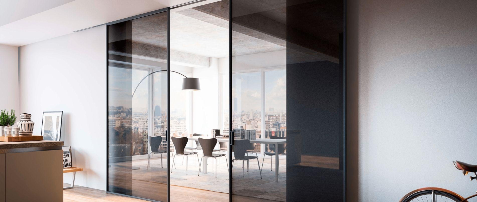 MIRO Slide - internal sliding glass door