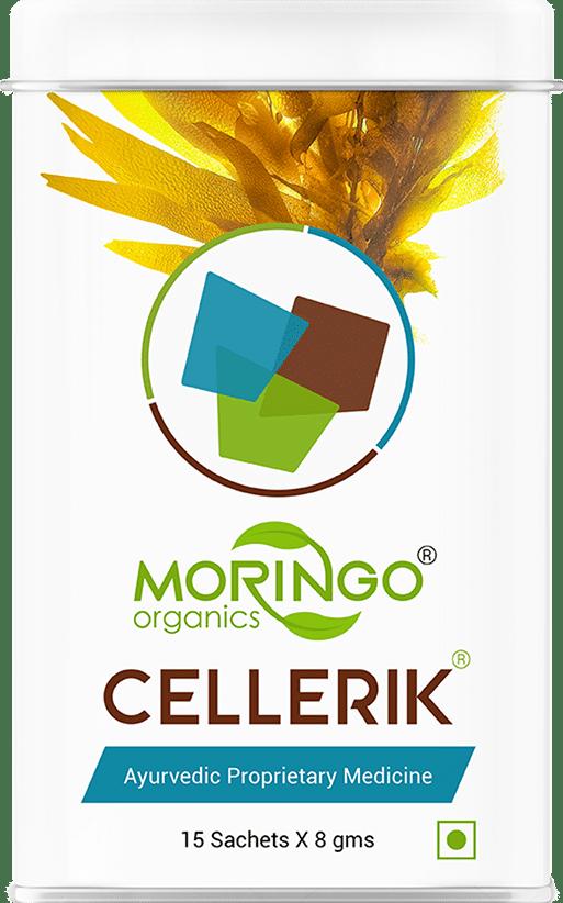 Cellerik Bottle - Moringo Organics