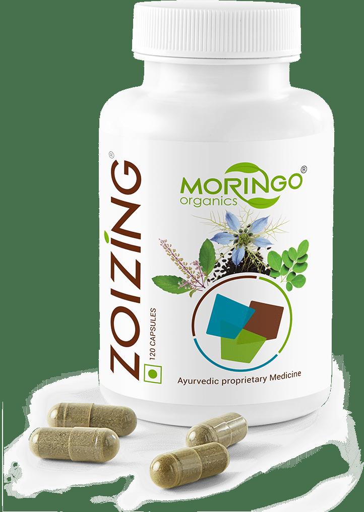 Zoizing Bottle - Moringo Organics