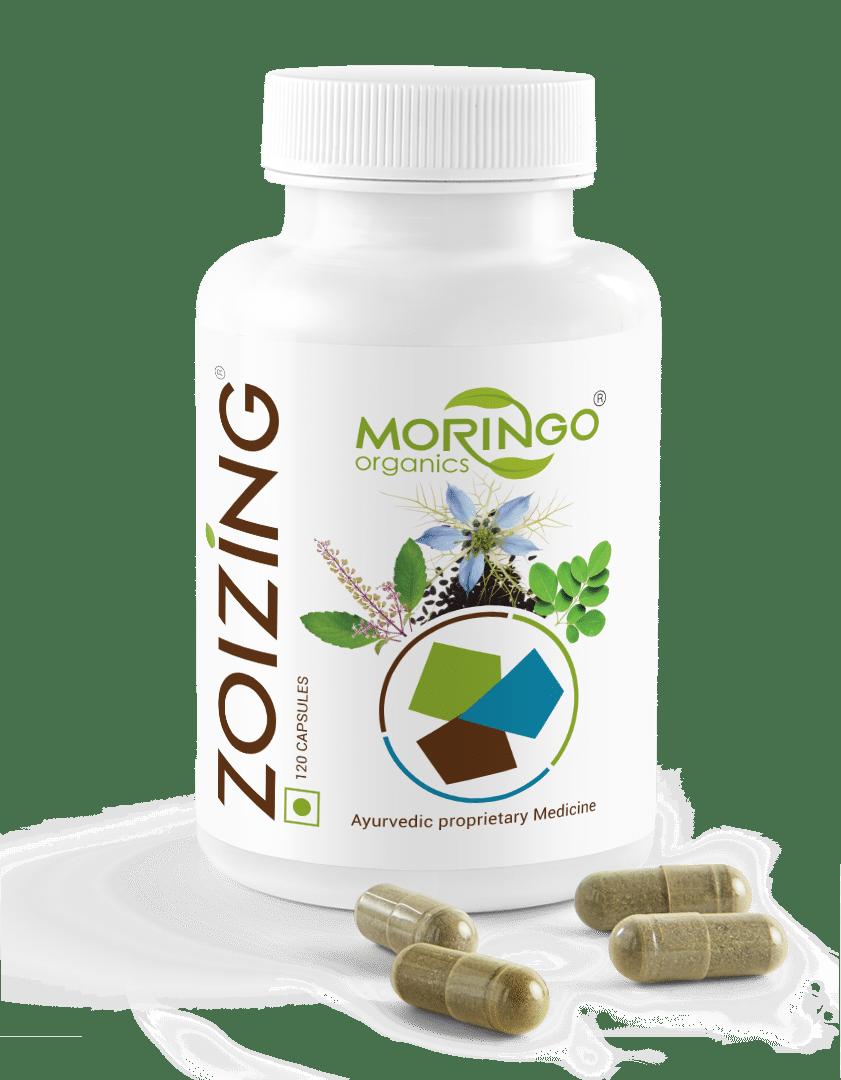 Zoizing Ayurvedic - Moringo Organics
