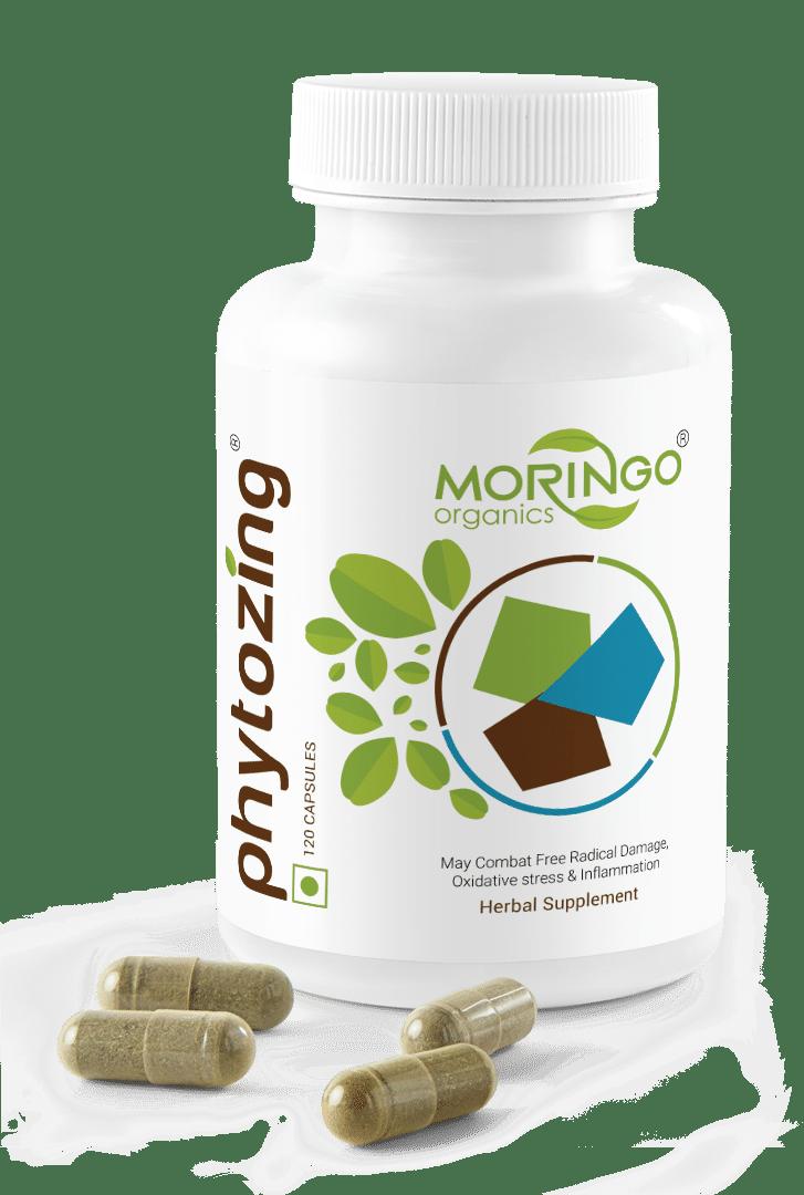 Phytozing Medicine - Moringo Organics