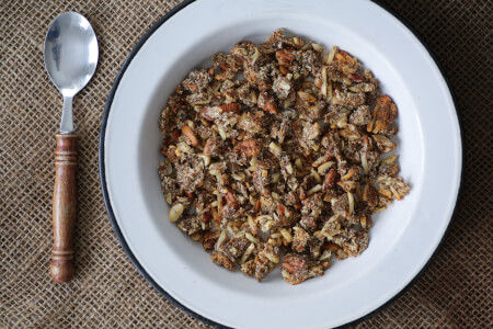 Maple Nut Granola thumbnail