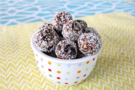 Two-Bite Chocolate Chip Nuggets, Nut-free! thumbnail