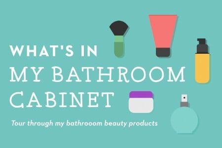 What's in my bathroom cabinet? thumbnail