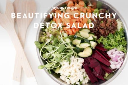 Beautifying Crunchy Detox Salad thumbnail