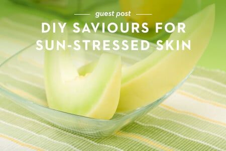 Guest Post: DIY Saviours for Sun-Stressed Skin thumbnail