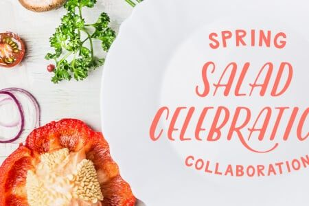 Spring Salad Celebration Round Up thumbnail