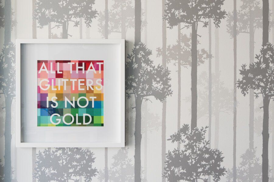 Keeping perspective: Why all that glitters is not gold thumbnail
