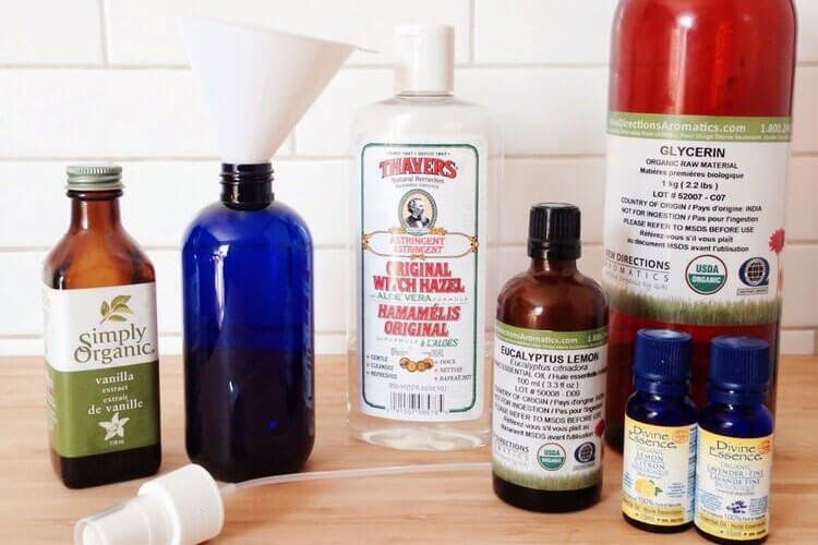 DIY Natural Bug Spray thumbnail