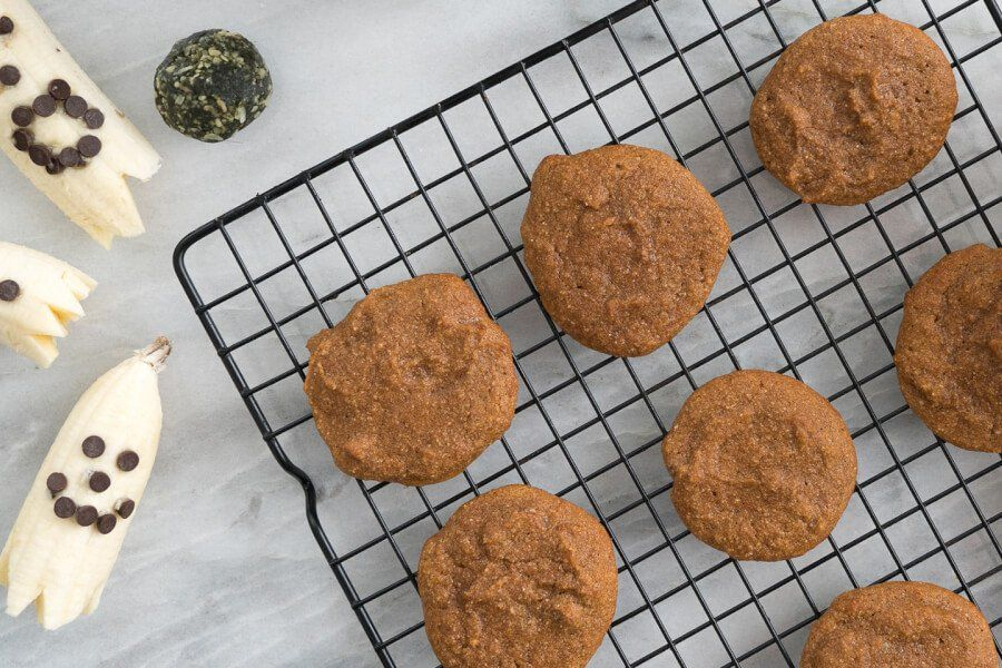 Soft and Chewy Pumpkin Spice Cookies thumbnail