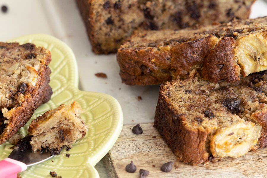 Chocolate Chip Banana Bread thumbnail