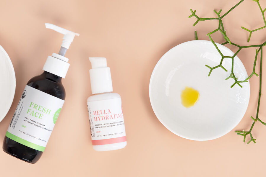Our Natural + Organic Skincare Line is Here! thumbnail