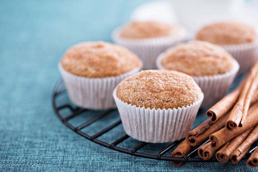 Goji Berry Morning Glory Muffins thumbnail