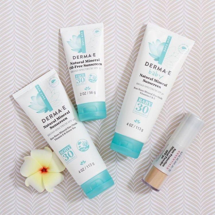 Derma E Natural Mineral Sunscreen