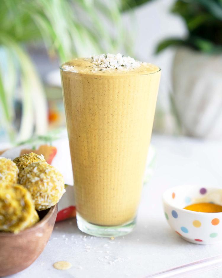 Turmeric Golden Smoothie