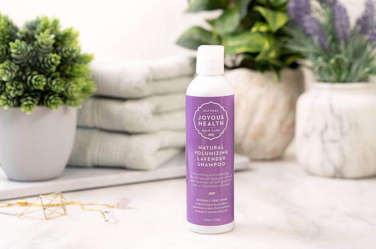 Joyous Health lavender Shampoo