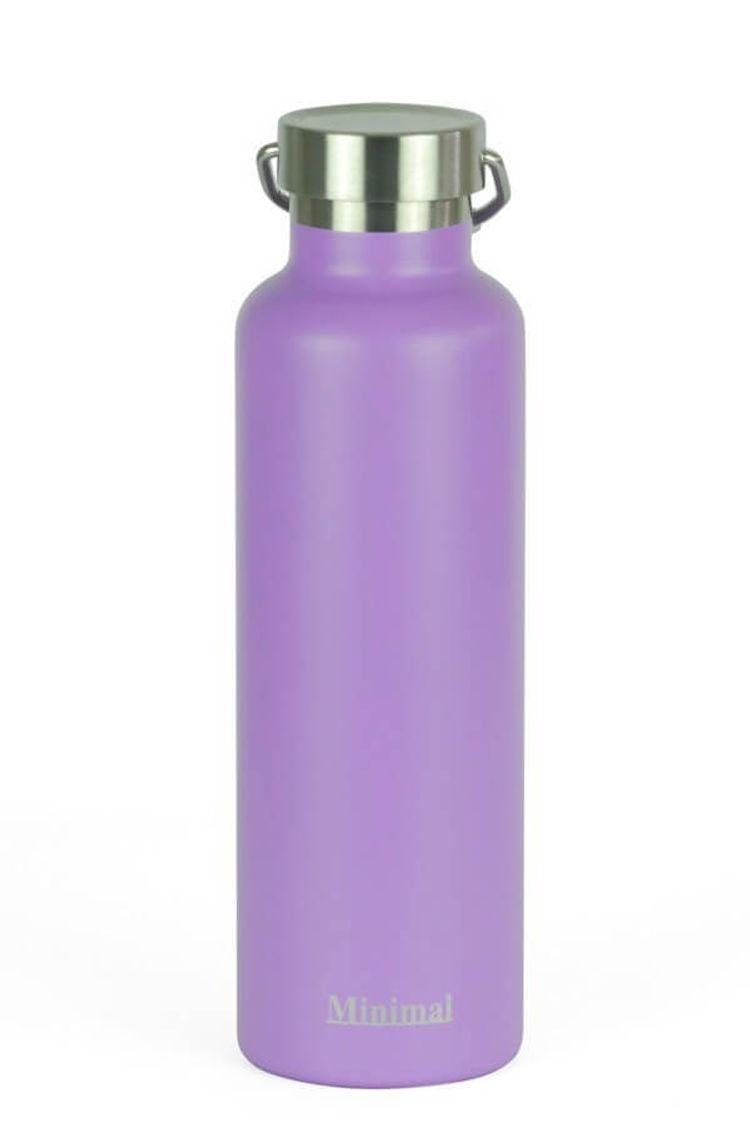 Minimal Stainless Steel Water Bottle