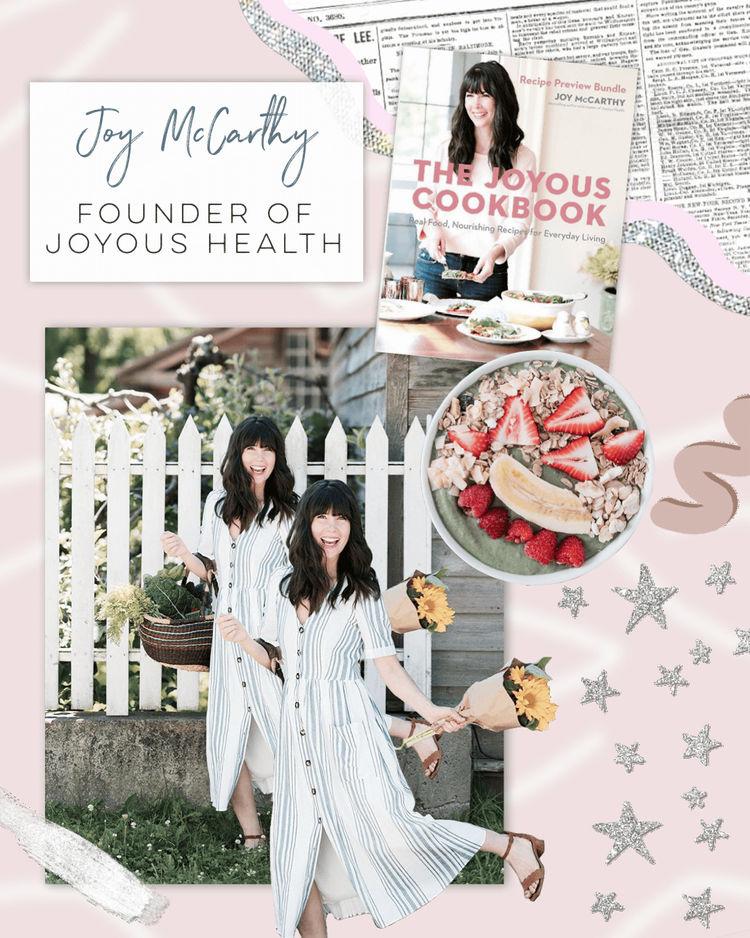 Joy McCarthy The Dream Bigger Podcast