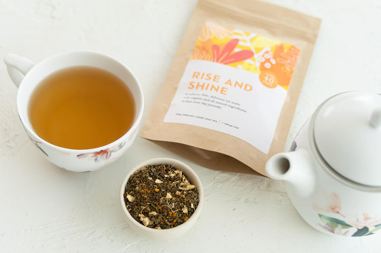 Rise and Shine Tea Ingredients