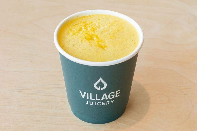 Ginger Fireball Village Juicery