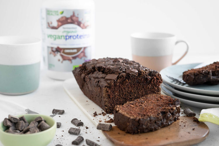 Chocolate Protein Loaf