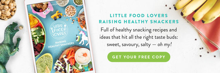 Little Food Lovers Raising Healthy Snackers eBook